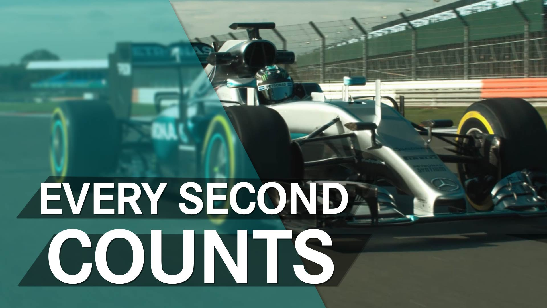 Mercedes-AMG Petronas F1 – For the Love of Racing