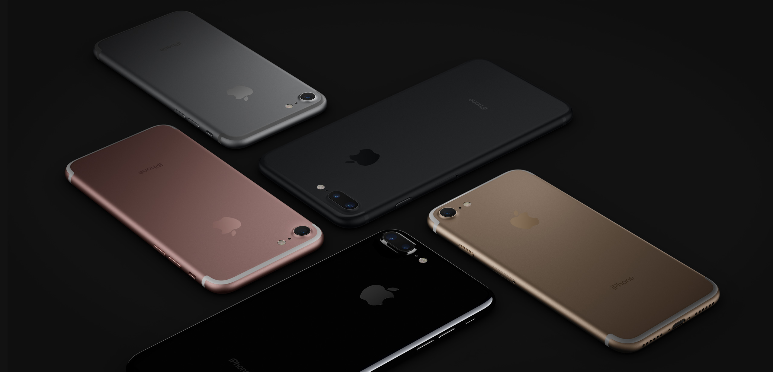 iphone 7 and iphone 7 plus pricing 649 and 769 and key