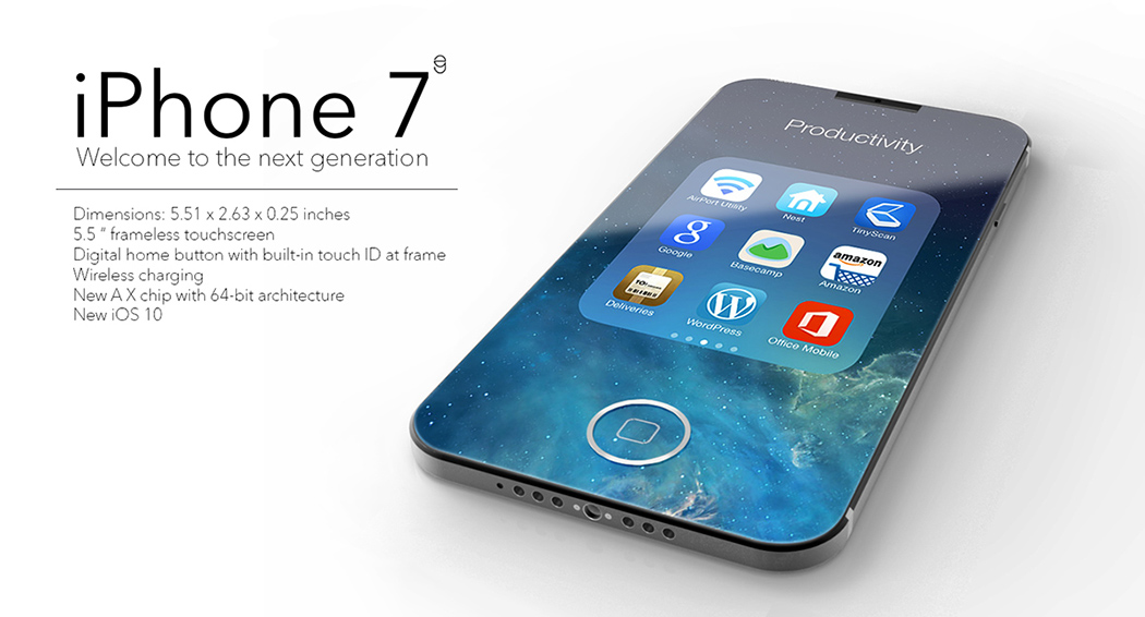 iPhone 7 release date and rumours - the 9 most likely specs & features ...