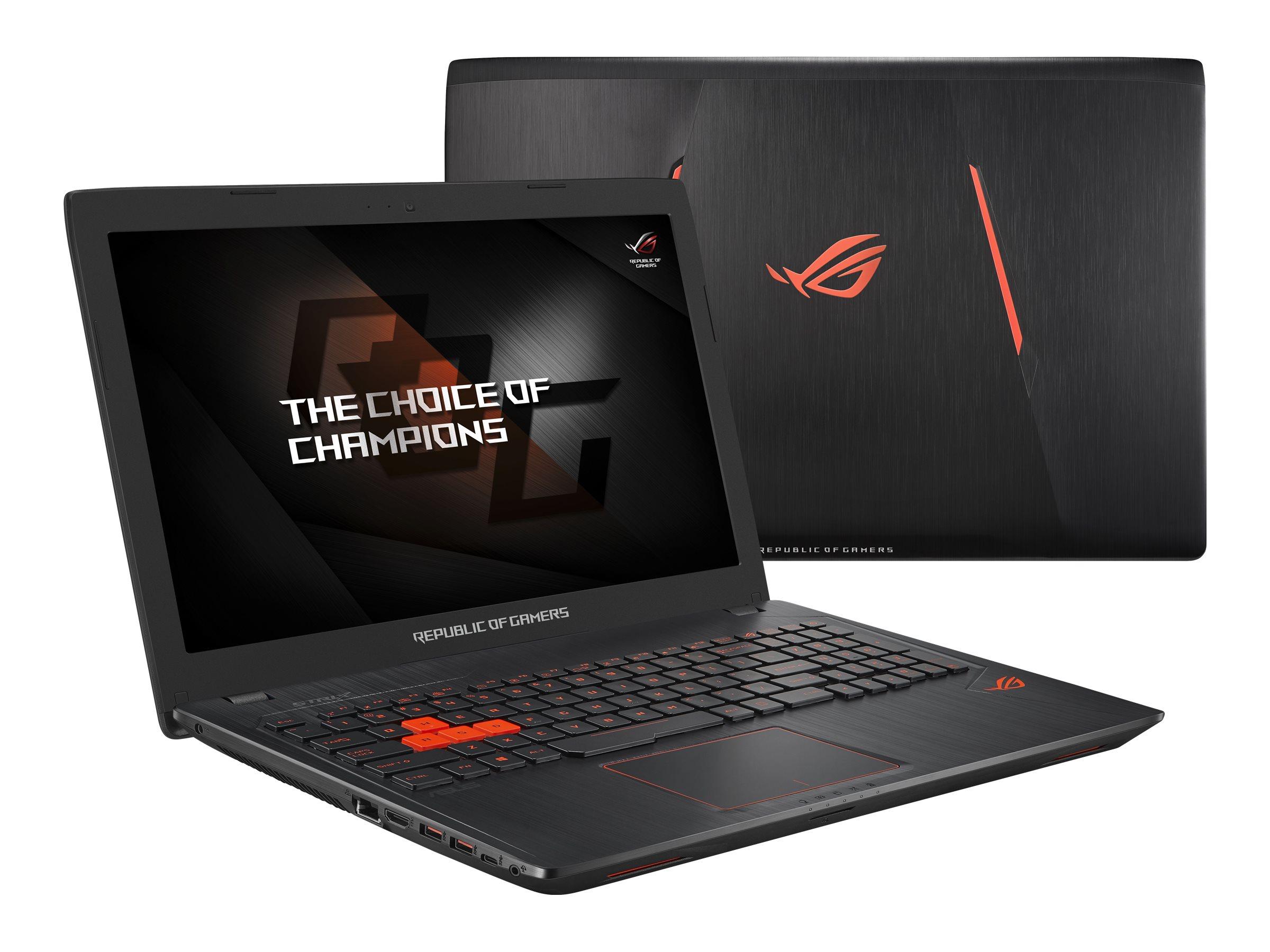 Computer Desk Ideas Asus Rog Strix Gl553vd Gaming Laptop Review