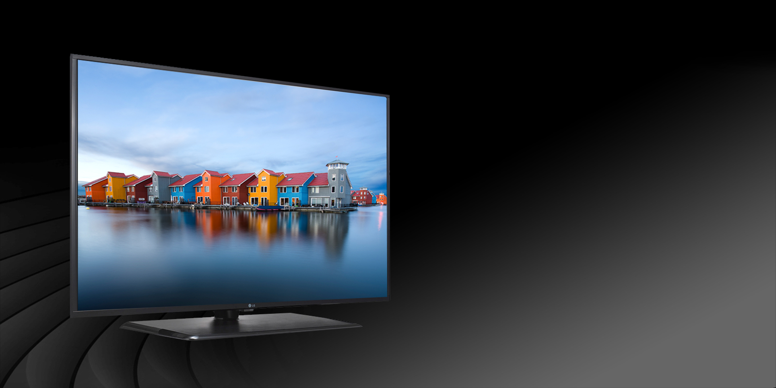 Lg 55 Inch 55lf55 1080p Led Tv Snappy 55 Inch Hd Tv