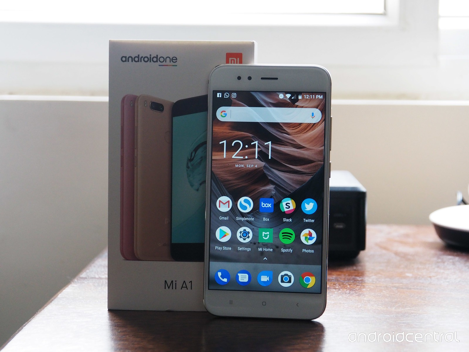 Xiaomi Mi A1 Features Androidone With Picture Perfect Dual
