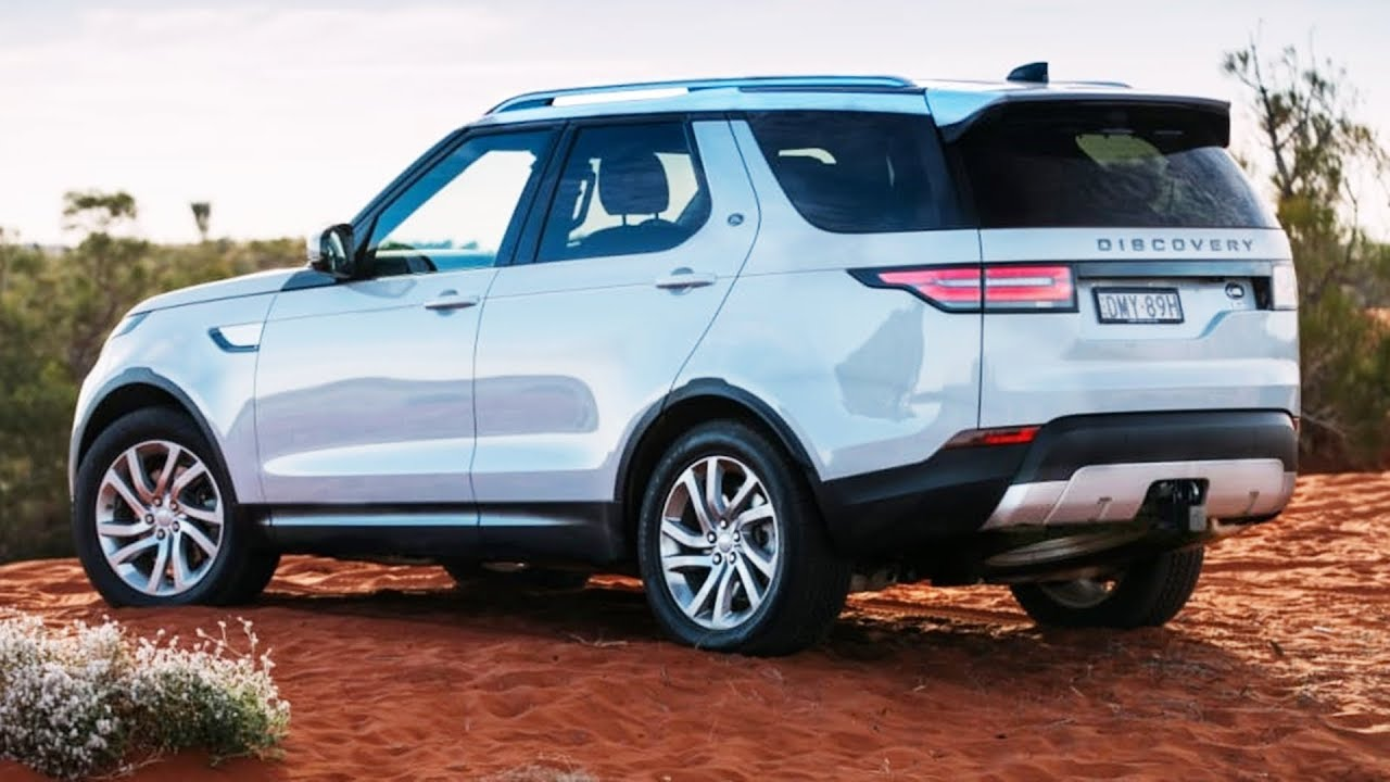 The New 2019 Land Rover Discovery Price Specs And